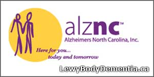 Alzheimer's North Carolina graphic