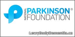 Parkinson's Foundation graphic