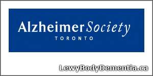 Alzheimer's Society Toronto graphic