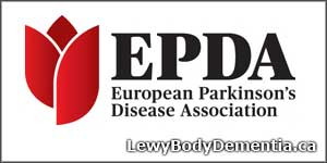 European Parkinson's Disease Association graphic